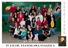 Klasa 1a w roku szkolnym 2008/2009