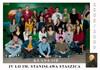 Klasa 2b w roku szkolnym 2008/2009