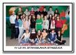 Klasa 1a w roku szkolnym 2009/2010