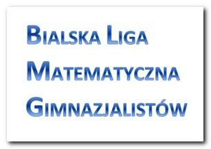 Bialska Liga Matematyczna Ginazjalistów