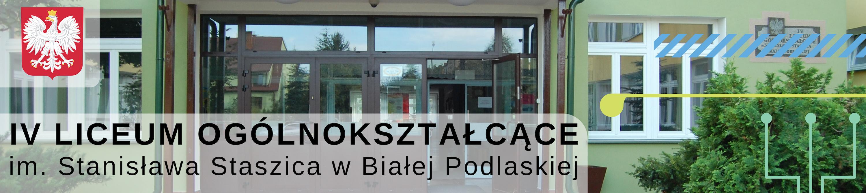 IV Liceum Ogólnokształcące im. Stranisława Staszica